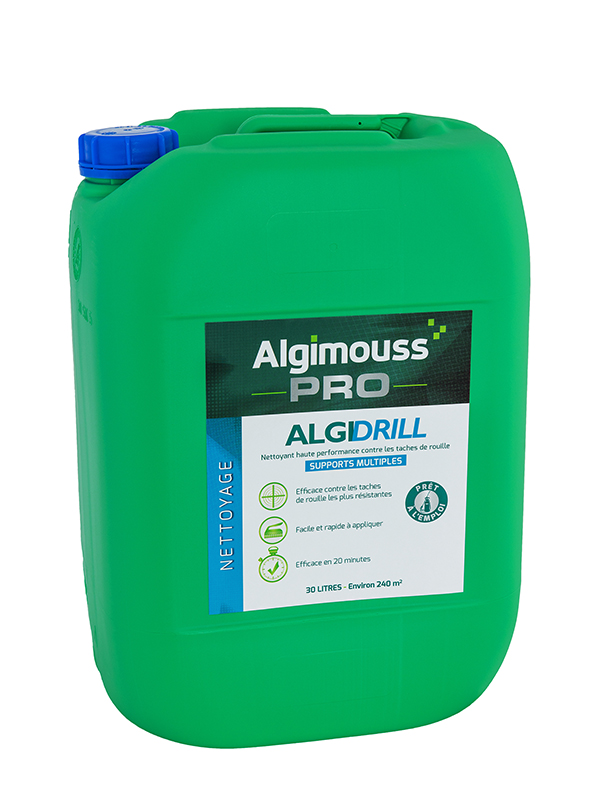 algidrill supports multiples 30l