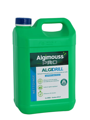 algidrill supports multiples 5l