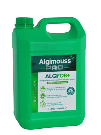 algifob + terrasse dallages 5l