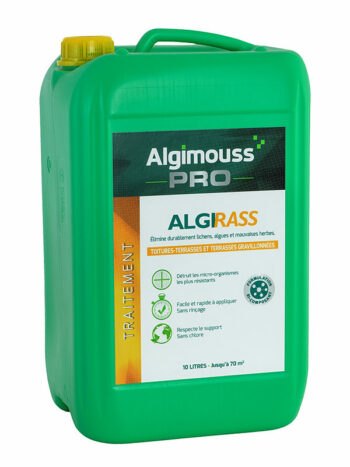algirass toitures terrasses 10l