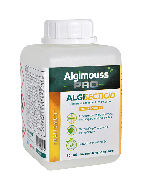 algisecticid additif peintures 500ml