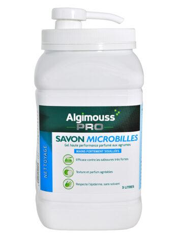 savon microbille 3l