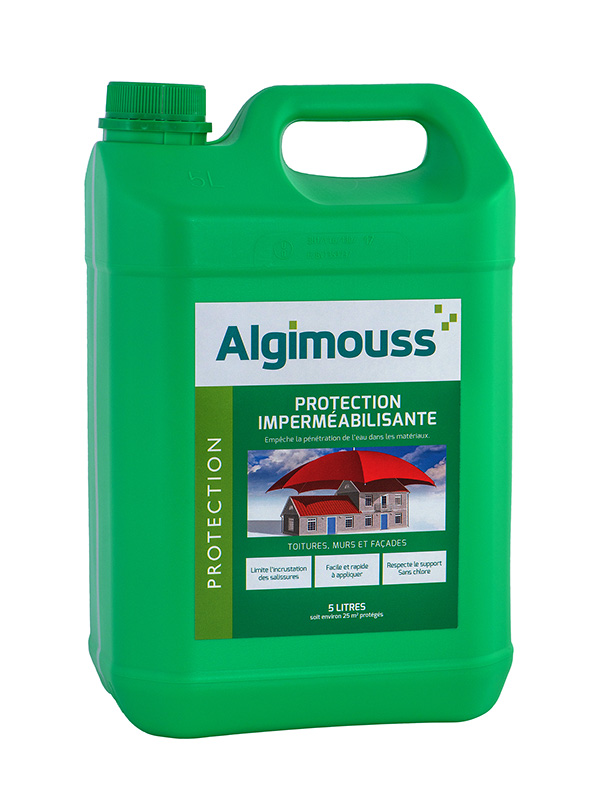 GP 5L waterproofing protection agent for roofs, facade walls