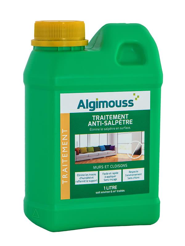 traitement anti salp tre tout support algimouss. Black Bedroom Furniture Sets. Home Design Ideas